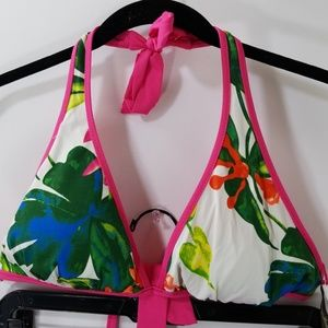 Tommy Bahama Swim - Tommy Bahama Multicolor Printed 2 Piece Bikini M
